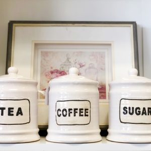 French Country Canisters