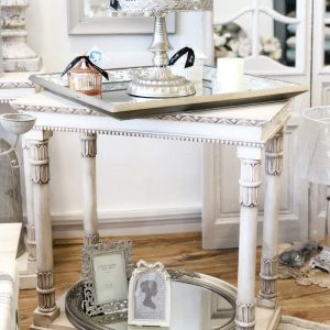 Louise Sand Side Table