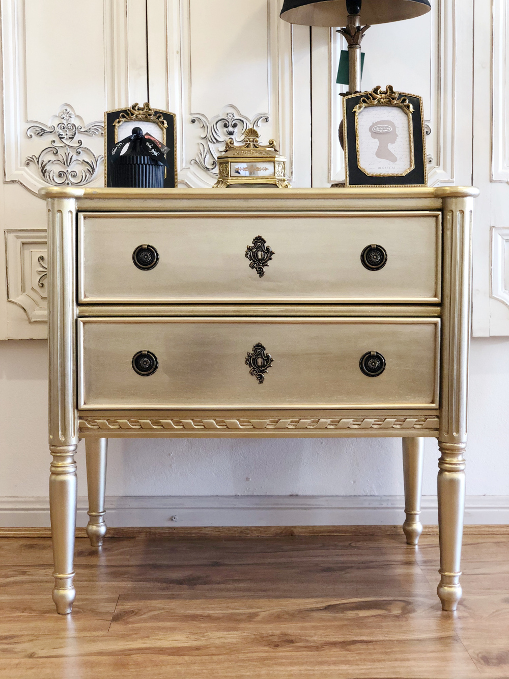 French Provincial Montreal Bedside, French Provencal Furniture