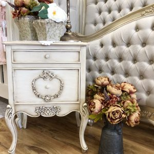 Cassiter Bedside Table