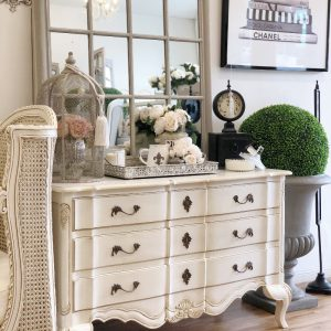 French Callie Chest of Drawers