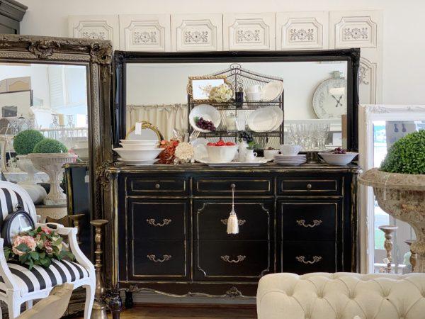 Chesser French Mirror