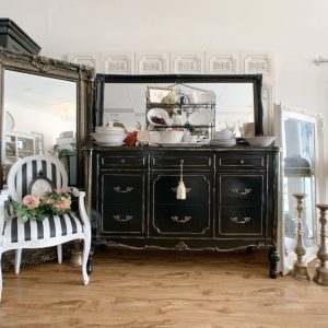 Chesser French Mirror