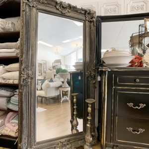 Kincer Grand Ornate Mirror