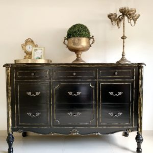 French Lyster Sideboard