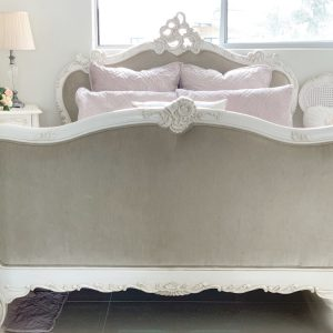Joutel French Upholstered Bed